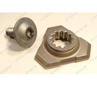Болт шкива стиральной машины Bosch WOR16153OE/01