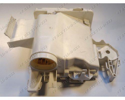 Корпус дозатора с крышкой в сборе 124623620 стиральной машины Zanussi ZWO 685