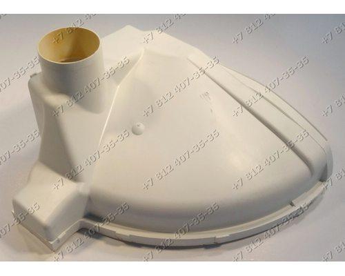 Корпус дозатора для стиральной машины Ariston AVL109R (80297000050) AD1600IT, AVL129EU, BWM129
