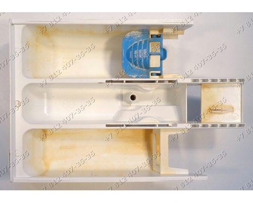 Бункер распределителя моющих средств 9000048449, 9000465834 стиральной машины Bosch WAS24440OE/08, WAS20443OE/07