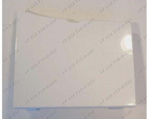 Крышка фильтра на панели стиральной машины Candy GOY 105