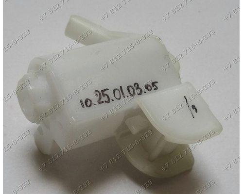 Cуппорт кнопки 124655000 стиральной машины Electrolux EW 1063 S