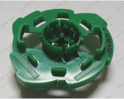Cуппорт грибка программатора 124799701 стиральной машины Electrolux Zanussi FLS874CN 914756014-03