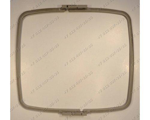 Хомут резины внешний стиральной машины Zanussi TA1033V, TA522, ZWN286, ZWN2106, TL870C, TL502