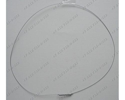 Хомут резины люка внешний стиральной машины Ariston AQSF 129 CSI HA