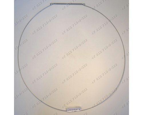 Хомут резины люка внутренний стиральной машины Whirlpool AWS63013