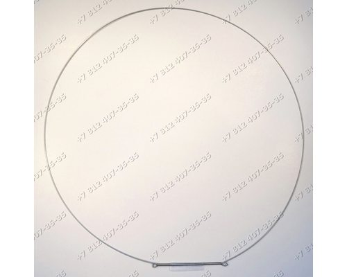 Хомут резины люка внутренний стиральной машины Whirlpool AWOE7100 859202010010