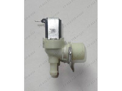 Одинарный электромагнитный клапан для стиральной машины