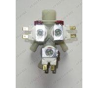 Тройной электромагнитный клапан для стиральной машины 3W*180 универсальный!