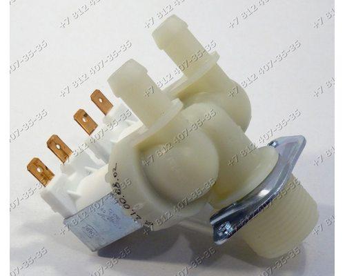 Двойной электромагнитный клапан для стиральной машины 2W*180 универсальный!