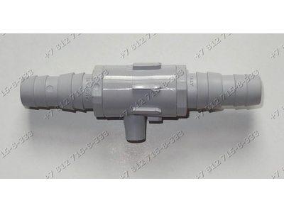Обратный клапан для стиральной машины - клапан защиты от сифонного эффекта