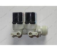 Двойной электромагнитный клапан для стиральной машины Ariston A1234UK A1324UK A1435SUK A1435UK