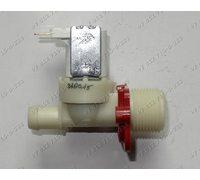Одинарный электромагнитный клапан 1*180 для стиральной машины