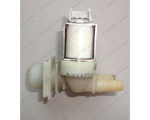 Двойной клапан налива для стиральной машины Bosch WFR2841 Siemens WXLP100AOE/20