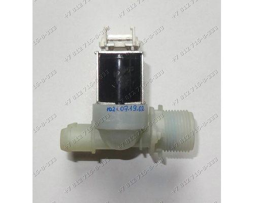 Двойной электромагнитный клапан (2*180 широкие выходы) для стиральной машины Bosch