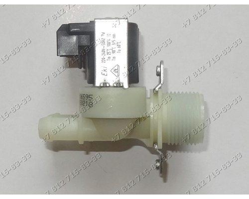 Двойной клапан для стиральной машины Gorenje WS41081 W65Z03R/S 417978/08