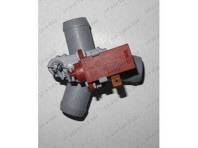 Клапан слив-циркуляции для стиральной машины Hansa PC5580B425 PA5580A520