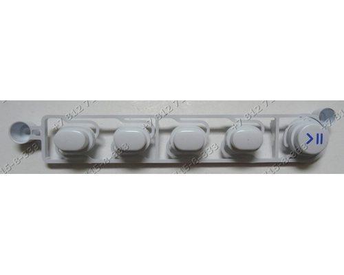 Блок клавиш стиральной машины Indesit IWDC7105EU
