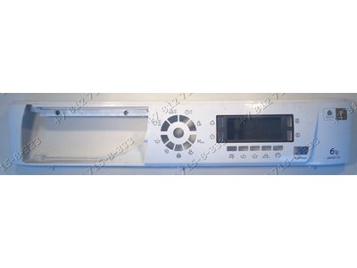 Передняя панель для стиральной машины Ariston ARXSD125CIS