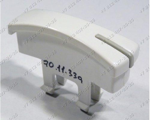 Вставка в ручку панели для стиральной машины Ardo A 400 X 110346100