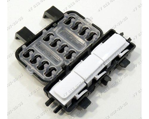 Блок клавиш для стиральной машины Beko WRE54P1BWW 7320610002