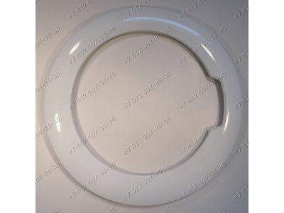Внешний обод люка 42019939 для стиральной машины Zanussi ZWG186W ZWG1106W