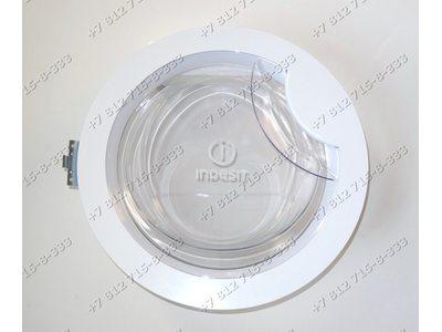 Люк в сборе для стиральной машины Indesit PW PWC71287SRU PWC71087SRU