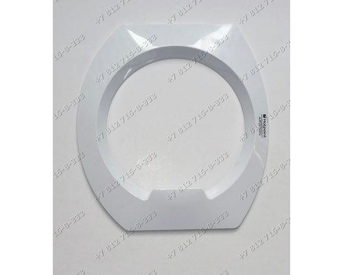 Внешний обод люка для стиральной машины Ariston ARSL109CIS, ARSF100CSI.L, ARXSD125CIS, ARXL109CSI