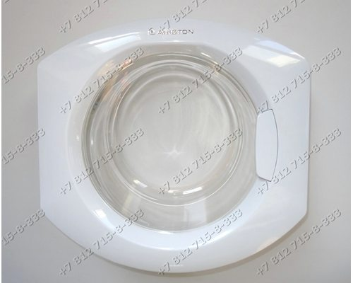 Люк в сборе для стиральной машины Ariston AVSL100R AVSL1000CSIV AVSL109R AVSL80R