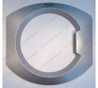 Внешний обод люка стиральной машины Ariston ARXD105CIS/S, ARXF105CIS/S, ARXXD105CIS/S, ARXXD125CIS/S