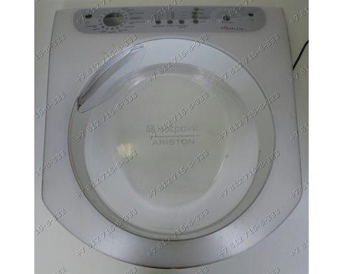 Люк в сборе для стиральной машины Ariston AQSL85CSI/HA
