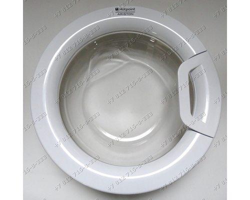 Люк в сборе для стиральной машины Ariston WML700CIS, WMSL6080CIS