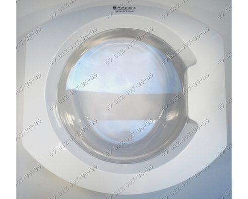Люк в сборе для стиральной машины Ariston ARMXXL1057RU