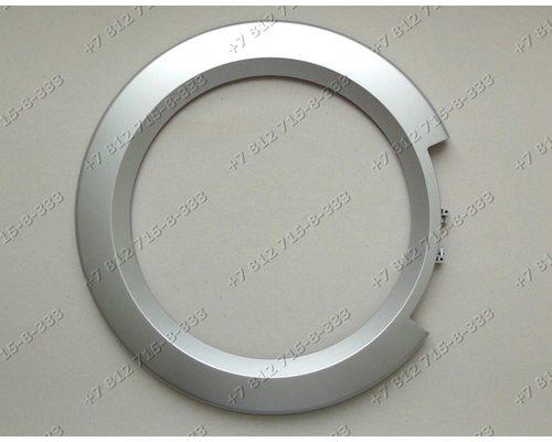 Внешний обод люка для стиральной машины Bosch WFL245S WLX24463OE/24 WLX2044COE/01 WLF20281CE/01
