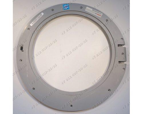 Внутренний обод люка стиральной машины Bosch WAS24440OE, WAS20443OE/07