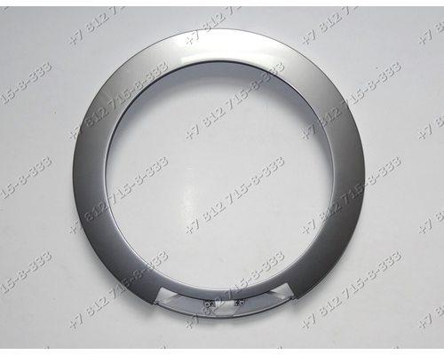 Внешний обод люка для стиральной машины Bosch WAE2446 WAE28490 WAE28492 WM14E483