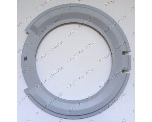 Внутренний обод люка для стиральной машины Bosch WLG20260OE/01, WLG20160OE/01