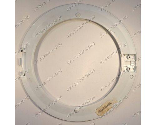 Внутренний обод люка стиральной машины Siltal SL348X, Siemens WV10800BY/01, Indesit WG1130PE, WG830PE
