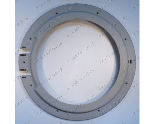Внутренний обод люка для стиральной машины Samsung WF6520S9R, WF6520S9C