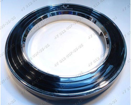 Внешний обод люка для стиральной машины Samsung WF6520S9R, WF6520S9C