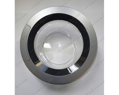 Люк в сборе для стиральной машины Siemens IQ 300 WS10G160OE WS12G240OE/01 WS12G24SOE/01