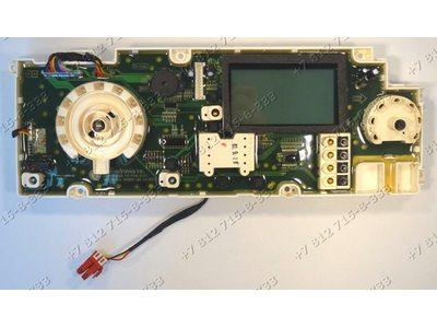 Электронный модуль дисплейная часть 6871ER2073H для стиральной машины LG