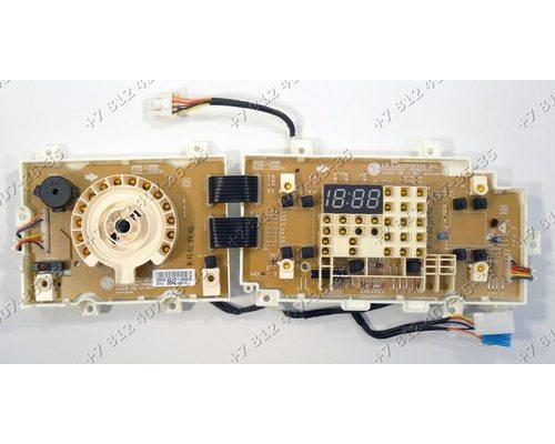 Электронный модуль - плата индикации для стиральной машины LG F1294HDSR