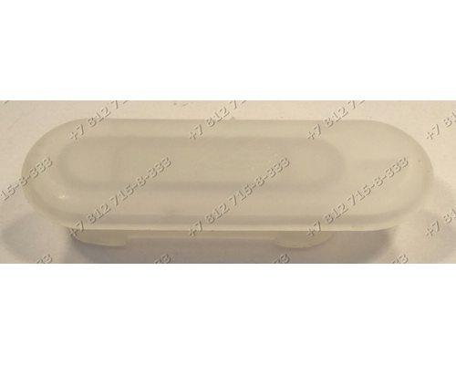 Заглушка электронного модуля для стиральной машины Indesit WISL103 WS105TXEX (80233560130)