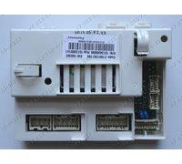 Электронный модуль стиральной машины Ariston MVSC6105SCIS (24786030102) WMF7080BCIS(48LT)