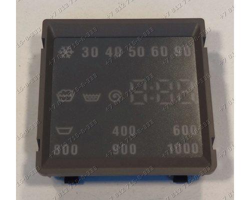 Дисплей стиральной машины Bosch WLX2044COE/01