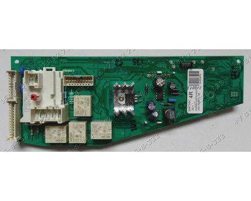 Электронный модуль 41033492 стиральной машины Candy GOY 105 DF