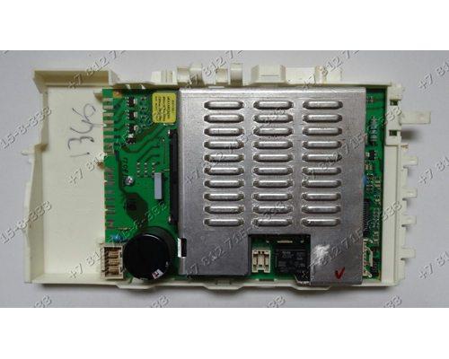 Электронный модуль 41017051 стиральной машины Candy 49008684 41017052