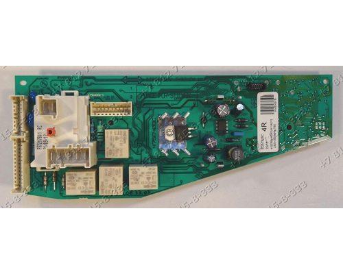 Электронный модуль 41033534-KD60UA11AE13 для стиральной машины Candy