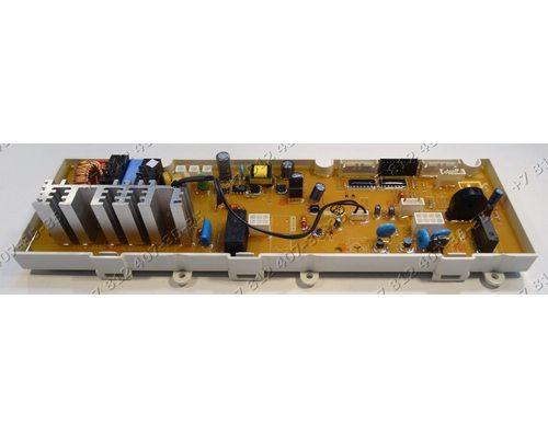 Часть электронного модуля (без дисплея) для стиральной машины Samsung WF7522S8C